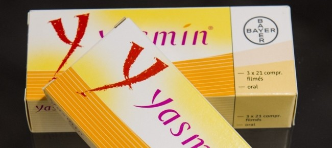 Pillola anticoncezionale YASMIN