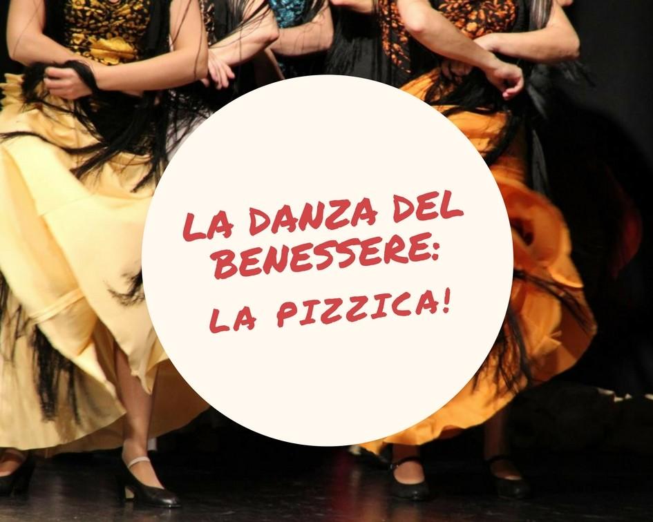 La Danza del Benessere: la Pizzica!