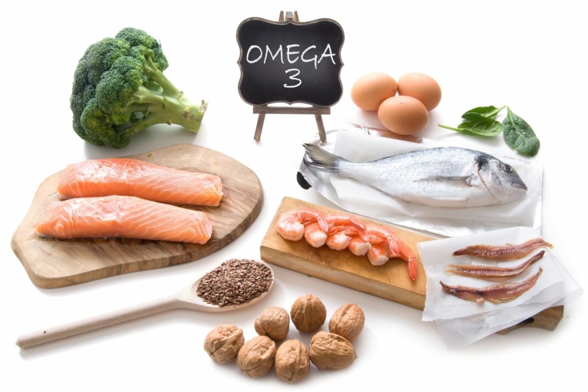 Gli Omega3, tanti benefici e la riduzione dei trigliceridi