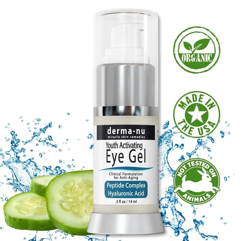 Ti consiglio: crema antirughe occhi di Derma-nu trattamento Gel