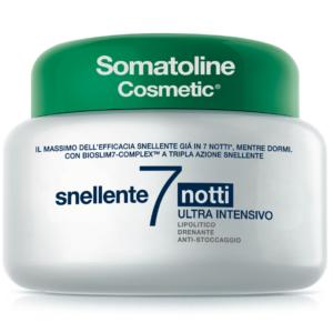 Somatoline Cosmetic Snellente Intensivo notte - recensione e prezzo