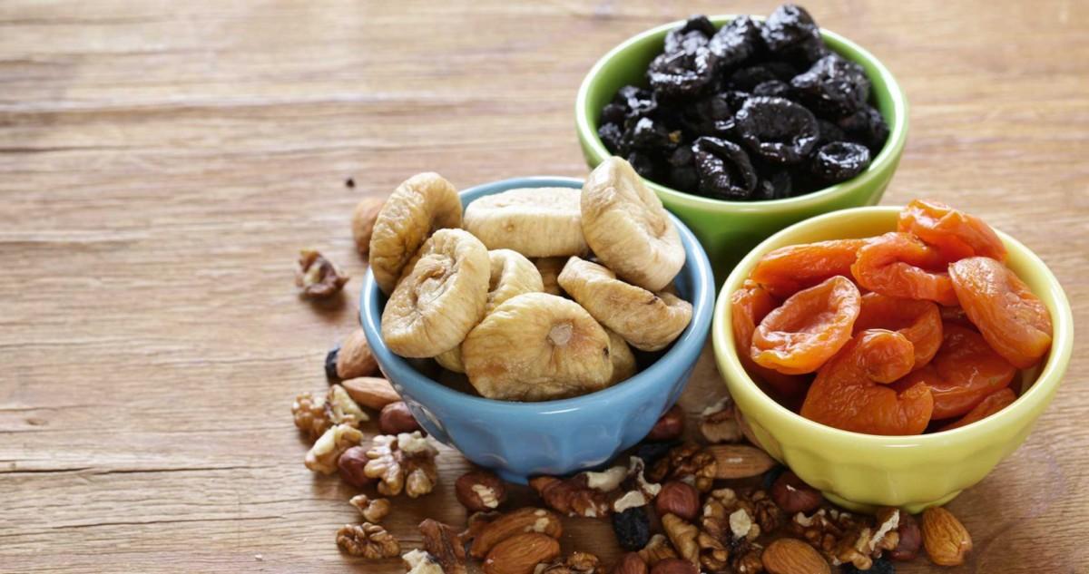Mangiare la frutta secca fa bene alla salute
